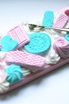 Ciasteczka Tynki - Słodka obudowa (iphone 5)