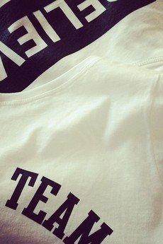 LA PSYCHE - BELIEVE/BELIEBER t-shirt