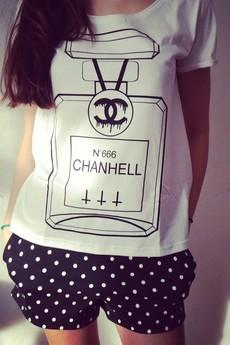 LA PSYCHE - CHANHELL t-shirt