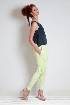 OCEeco - legginso spódnico spodnie light green