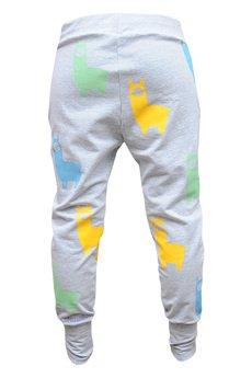 marshmallow - Alpaca Gray Pants Y/T/M
