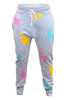 marshmallow - Alpaca Gray Pants Y/P/T