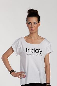Never Ever - friday is my second favourite f word
