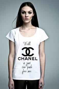 NAOKO - T-shirt NOH8 Well CC