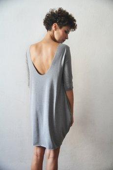 PULPA - Back low-cut dress II