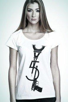 NAOKO - T-shirt NOH8 YSL Paris