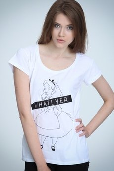 NAOKO - T-shirt NOH8 Alice Whatever