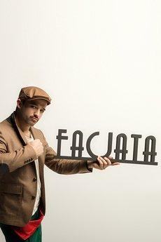 Twórczywo - Facjata - napis ze styroduru