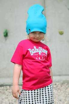 BABYHOOD - T-shirt College Raspberry