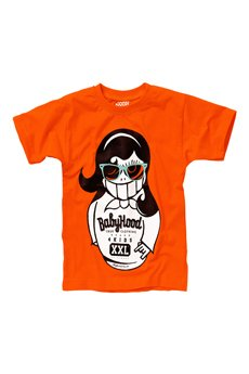 BABYHOOD - Matryoshka Glasses Orange