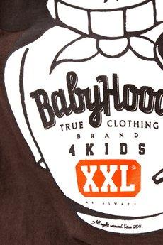 BABYHOOD - T-shirt Matryoshka FullCap Chocolate