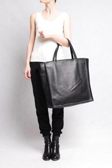 BAGS BY LENKA - TORBA N15 CZARNA