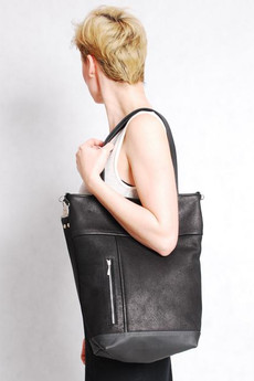 BAGS BY LENKA - TORBA ML10 CZARNA