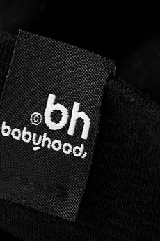 BABYHOOD - BH Beanie Black