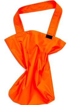 Bagasz - TORBA S | NEON | pomarańcz