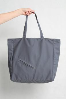 BAGS BY LENKA - torba LDZ1 GREY