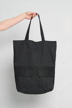 BAGS BY LENKA - torba LDZ2 BLACK