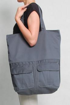 BAGS BY LENKA - torba LDZ2 GREY