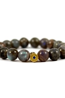 Unikke Design - Better Wear Than Use- Labradorite Bracelet