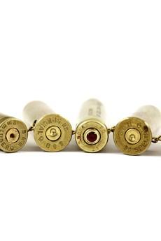 Unikke Design - Better Wear Than Use- Bullet Necklace
