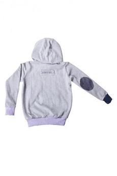 Never Ever - Bluza BABY szara #4