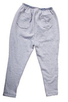Never Ever - Spodnie BABY szare #1