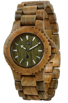 WeWood - oryginalne drewniane zegarki   - drewniany zegarek WeWood DATE