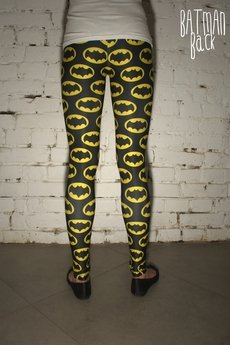 Charlie the Dodo - Legginsy Batman