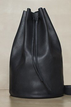 MUM & CO - Bucket Bag Black