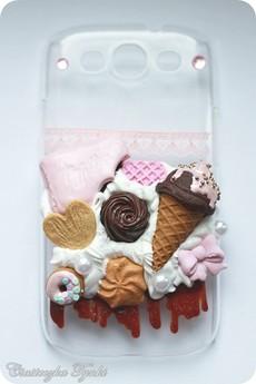 Ciasteczka Tynki - Słodka obudowa (Samsung Galaxy S3)