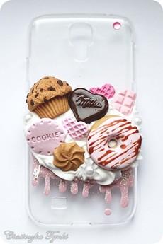 Ciasteczka Tynki - Słodka obudowa (Samsung Galaxy S4)