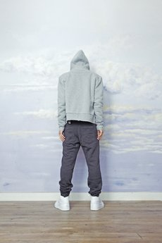 RISK made in warsaw - spodnie SKI EFFECT grafit