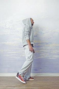 RISK made in warsaw - spodnie BACKUP