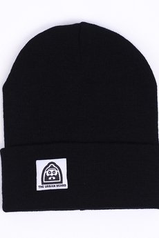 The Urban Beard - Beanies Black
