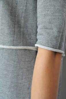 PULPA - Cropped sweatdress