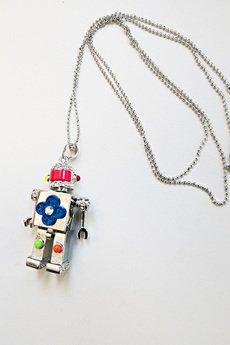 Robot srebrny2