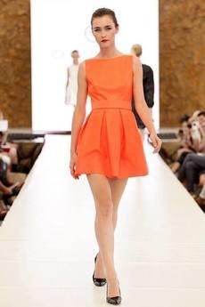CHOMISAWA - Neonowa sukienka CHOMISAWA BROOKLYN