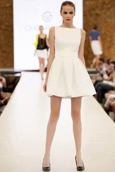 CHOMISAWA - Perłowa sukienka CHOMISAWA BROOKLYN