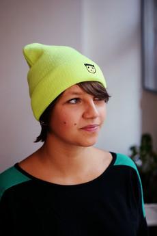 Nuuda - Yellow beanie