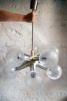 Vintage Store - Lampa wisząca 'sputnik'