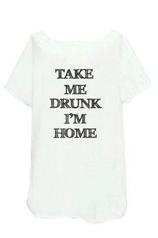 MeWant<3 - take me drunk