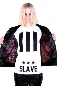 MAJORS - Slave Varsity Black