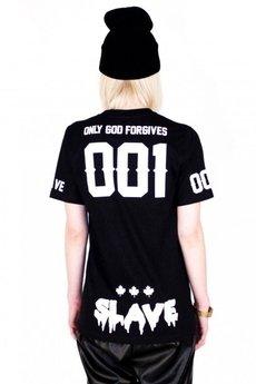 - Slave T-shirt