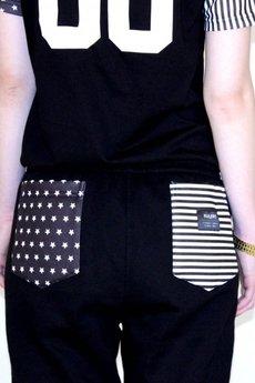 MAJORS - Flag Pants