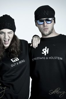 "NAOKO - Bluza / Sweatshirt ""Schleswig & Holstein"""