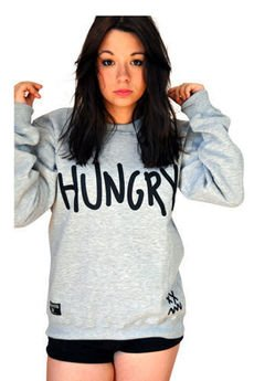 JUNGMOB - HUNGRY light grey