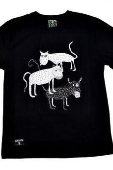 JUNGMOB - DOGS black