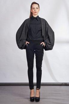 - Oversize cape - SWE 106