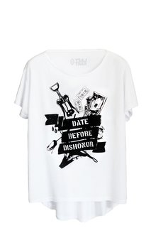 Lazy Kant - T-shirt Date Before Dishonor