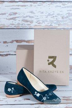 Rita Krzysiek - Classic Ballerina handpainted by Ewa Wróbel - Hultqvist
